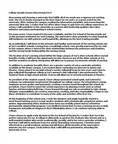Essay Proposal Format  Comparative Essay Thesis Statement also Essay On Terrorism In English Writing Essays For College Applications Writing Center  1984 Essay Thesis